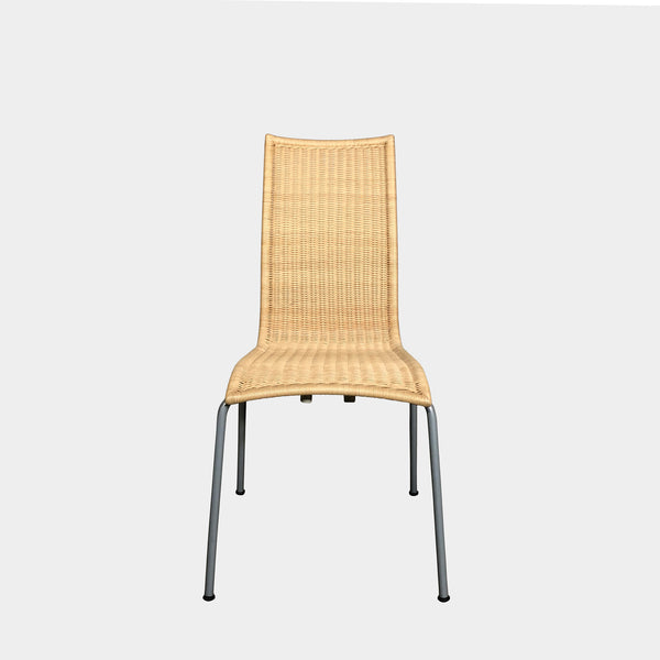 Alchemilla Wicker Stacking Chair (8 in stock)