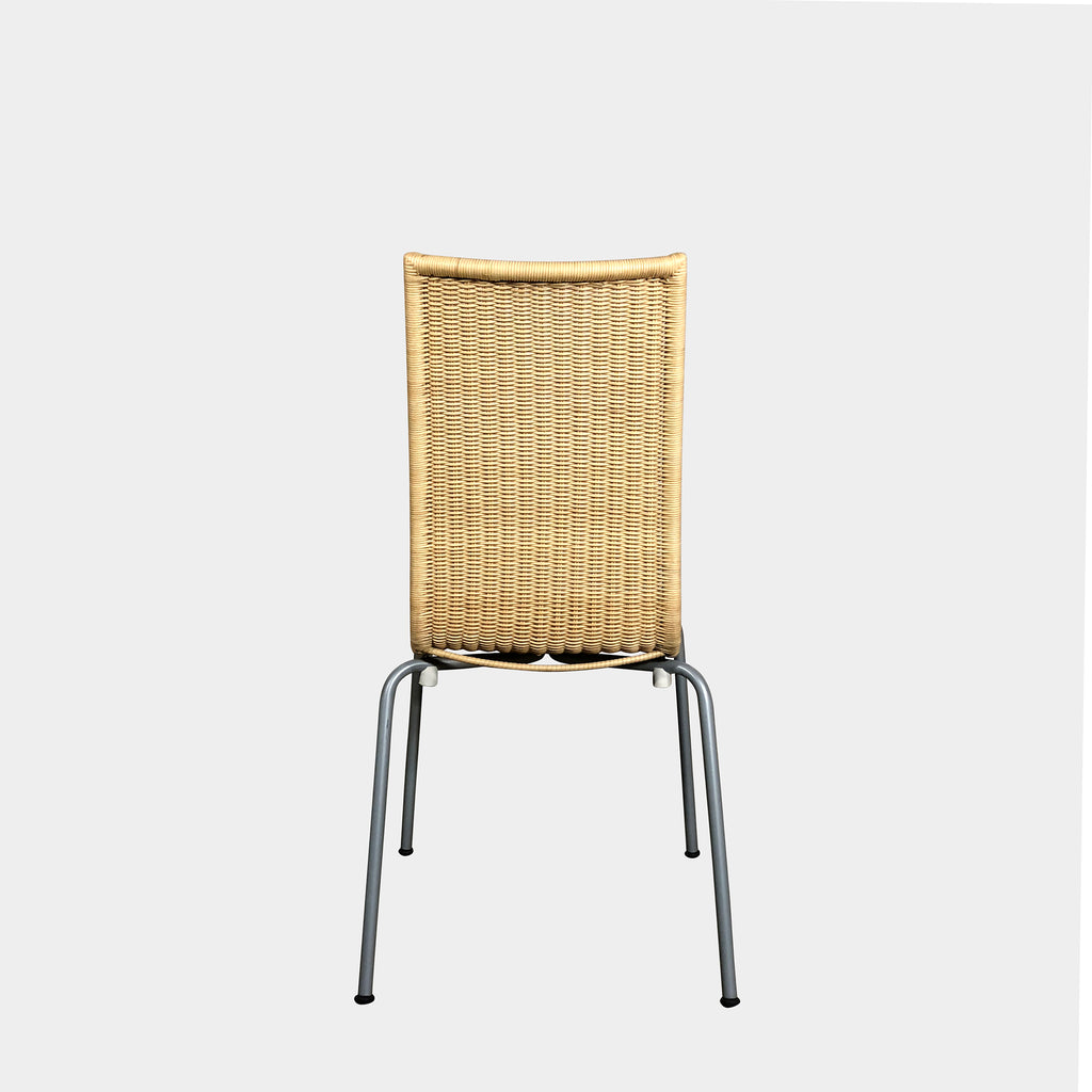 Alchemilla Wicker Stacking Chair (Set of 8), Dining Chair - Modern Resale