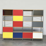 Multi-colored Eames Storage Unit | Los Angeles | Consignment