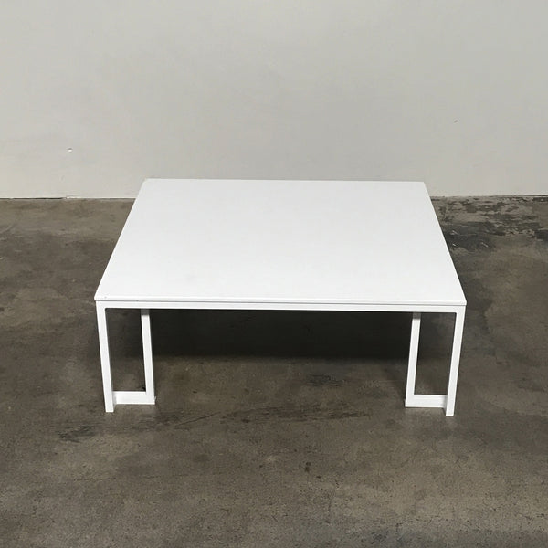 Gandiablasco White Jian Outdoor LowTable | Los Angeles | Consignment