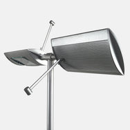 Double Light Floor Lamp