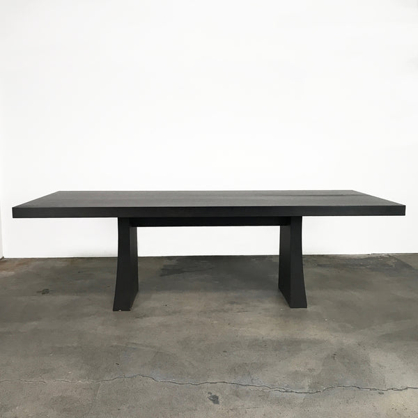 Armani Ginza Wenge Dining Table | LA | Consignment