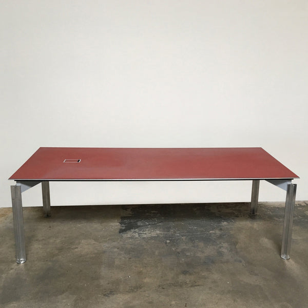 BULO Red H20 Desktop Conference Table | Los Angeles