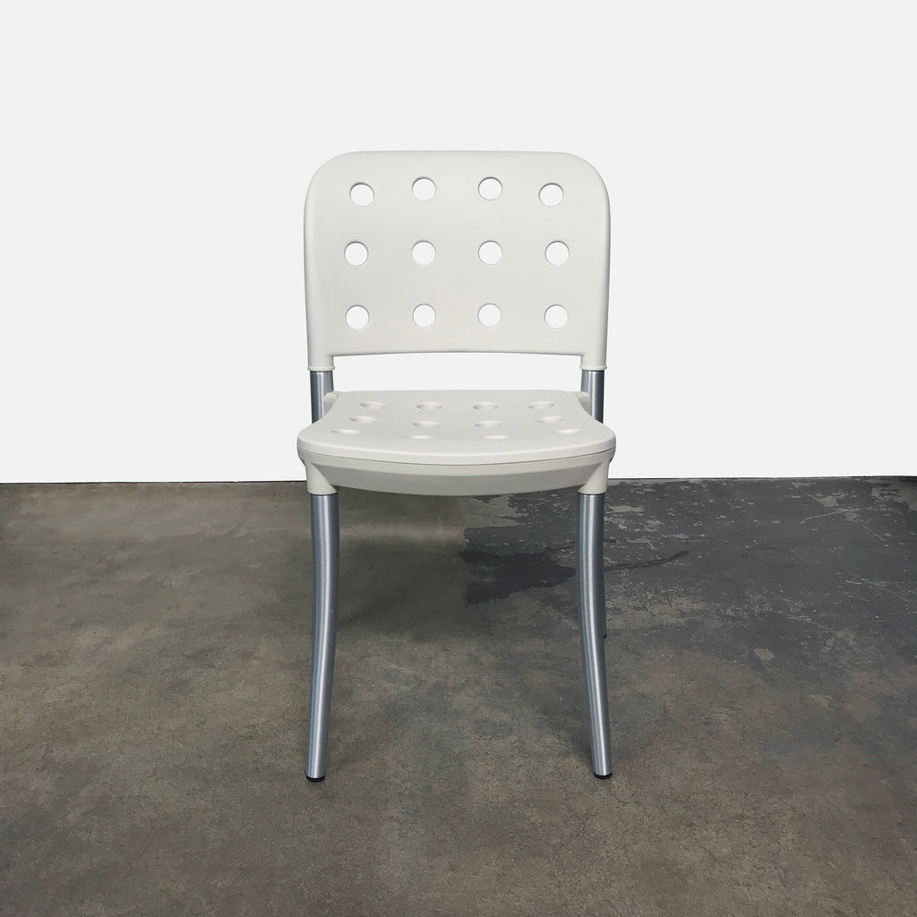 Halifax Minni Sgabello Indoor | Outdoor Plastic Dining Chair