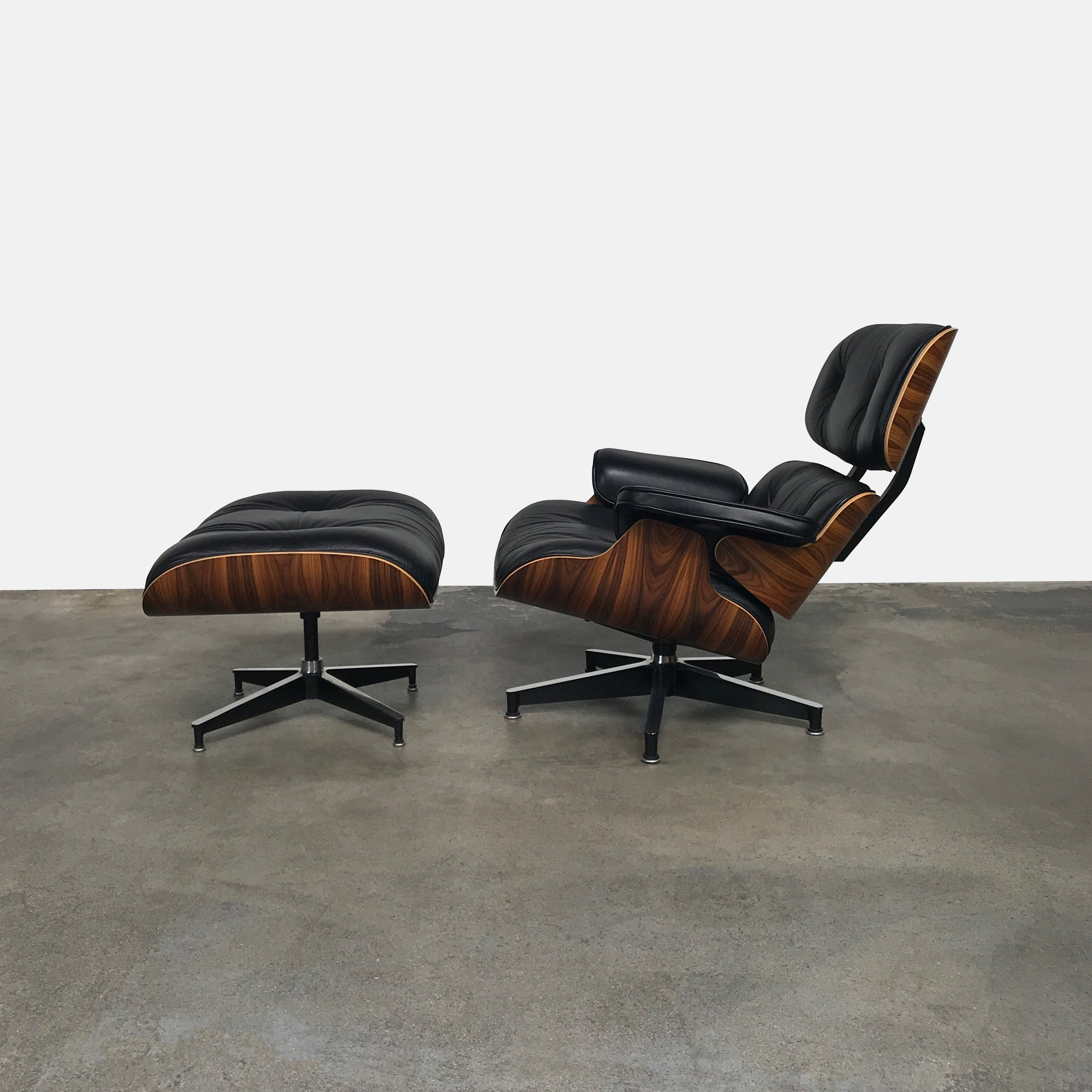 Eames Lounge Chair U0026 Ottoman ...