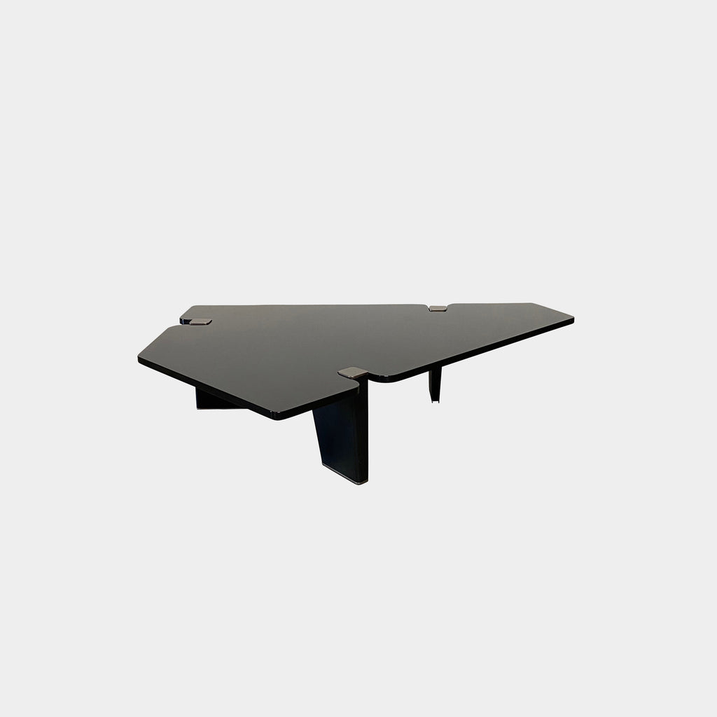 Minotti 'Jacob' Coffee Table by Rodolfo Dordoni Black High gloss finish