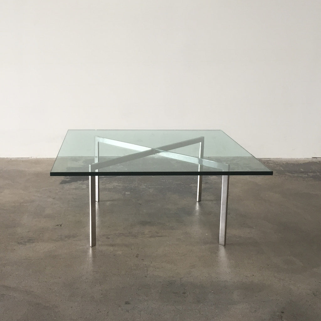 Barcelona Table, Recently Sold - Modern Resale