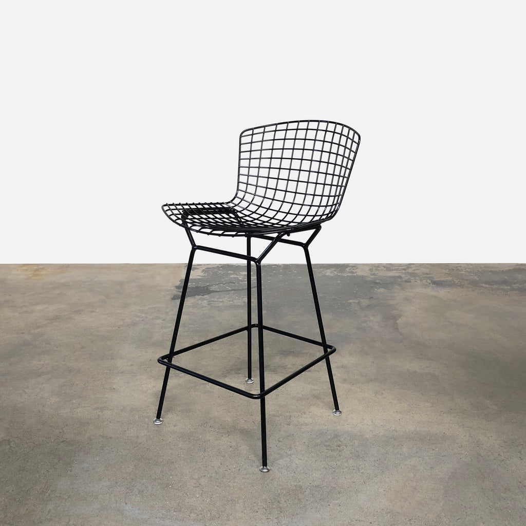 Bertoia Indoor / Outdoor Counter Stool (2 in stock), Bar Stool - Modern Resale
