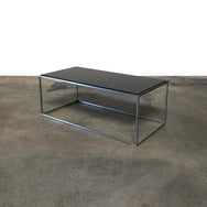Living Divani ILE Glass Coffee Table by Piero Lissoni