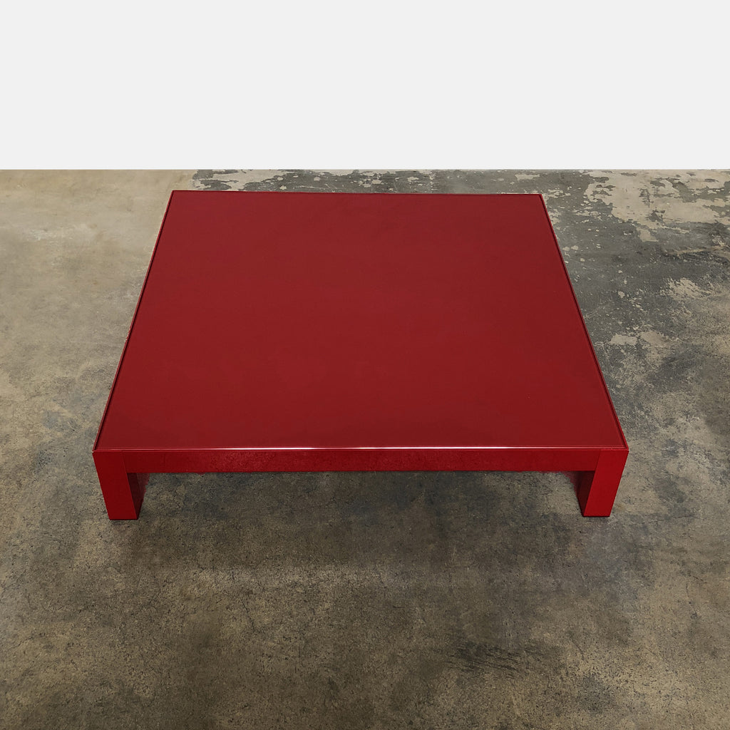 Low Lacquer Coffee Table