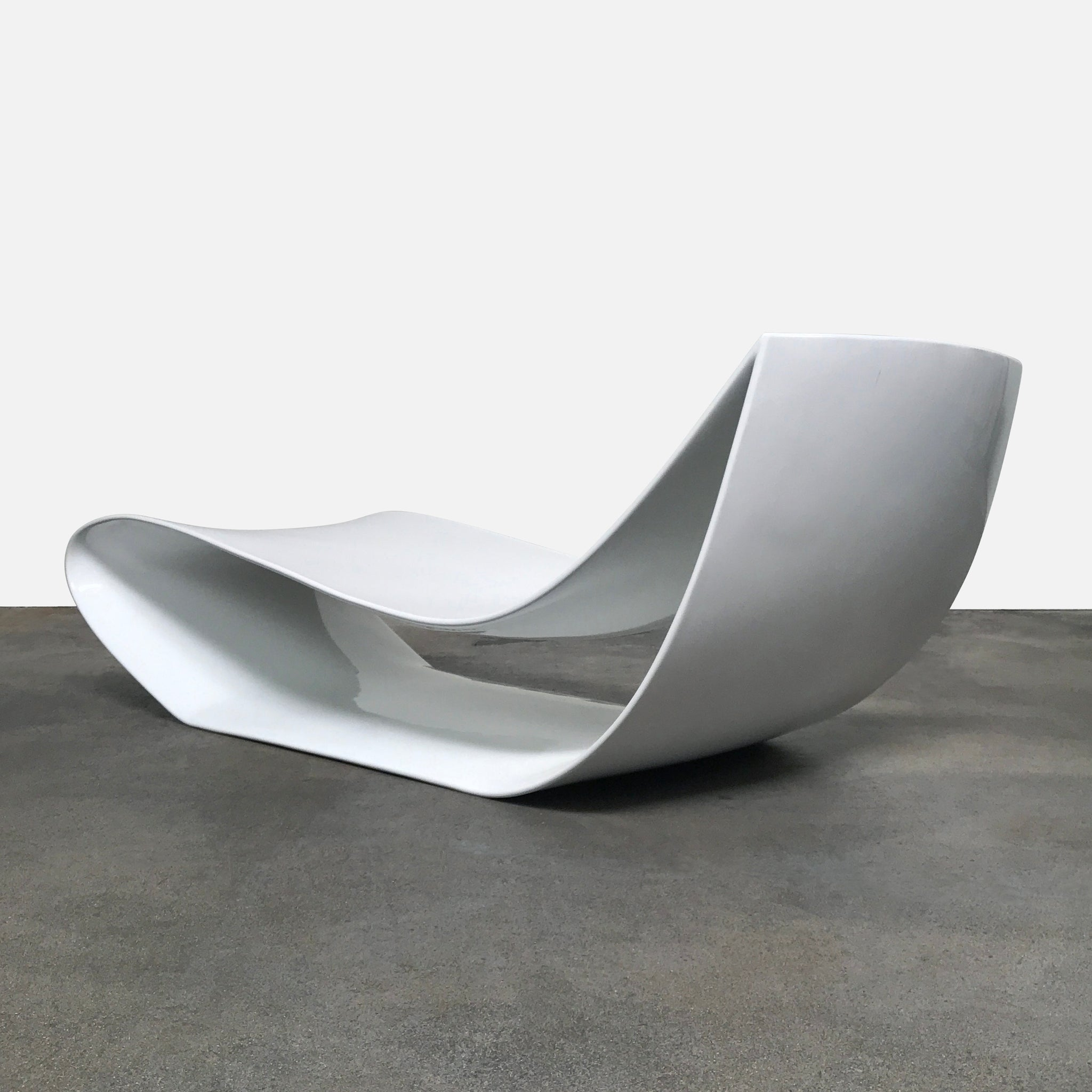 MDF Italia Sign Outdoor Chaise Lounge | LA | Consignment | Modern Resale
