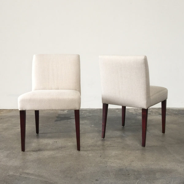 Contemporary Dining Chairs (set of 6)