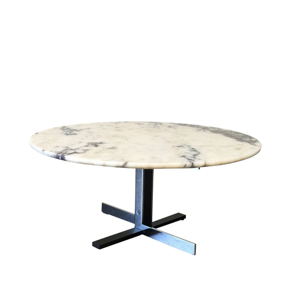 Minotti Catlin Marble Coffee Table by Rodolfo Dordoni