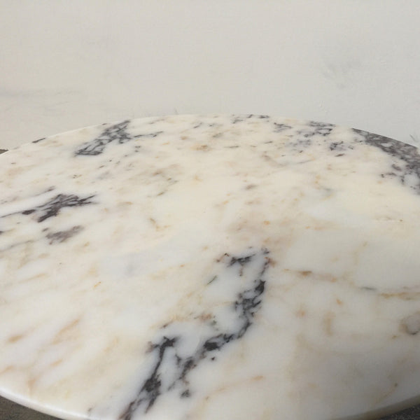 Minotti Catlin Marble Coffee Table by Rodolfo Dordoni Close up