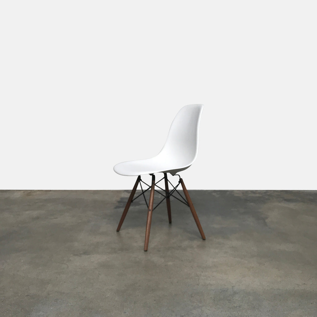 Case Study Shell Dowel Side Chair, Dining Chair - Modern Resale