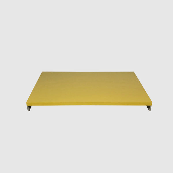 Molteni 'Reversi' Green Coffee Table