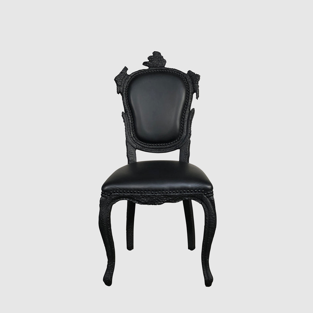 Smoke Dining Chair, Dining Chair - Modern Resale