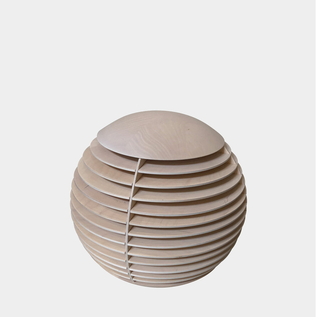 Penta Wood Tocco Sfera Grande Table Lamp (3 in stock)
