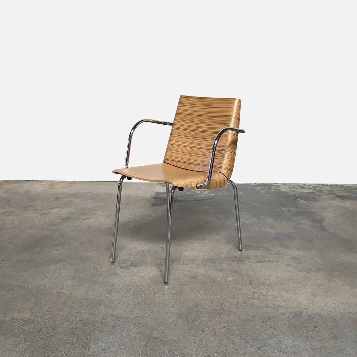 Plank Millefoglie Chair & Armchair by Biagio Cisotti