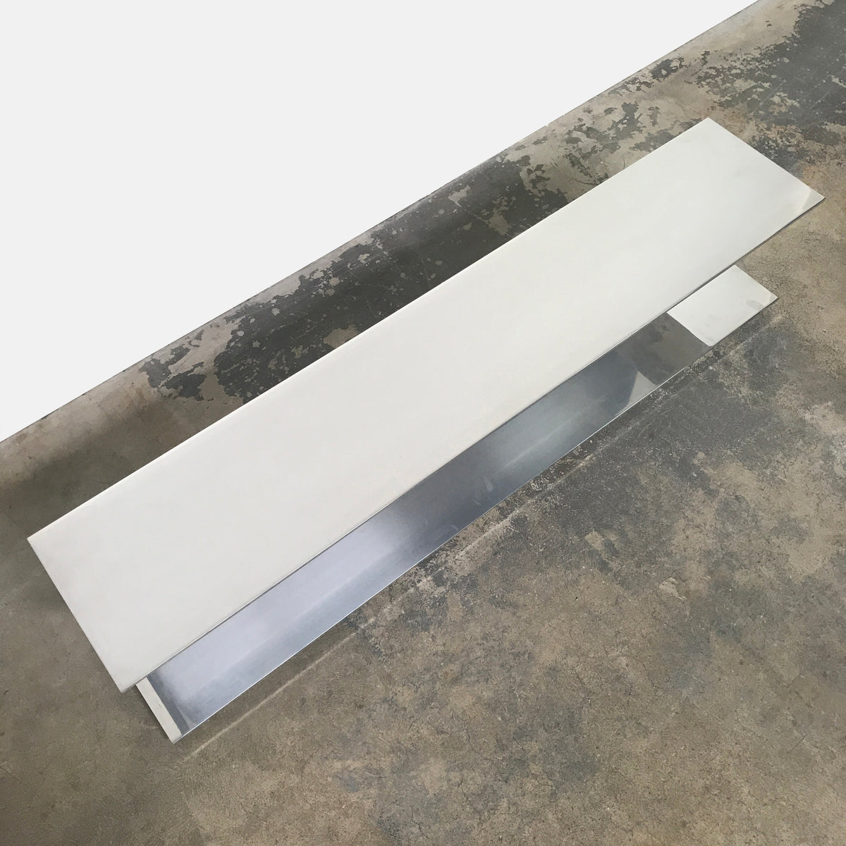 Origamibook Aluminum Wall Shelf (2 in stock)