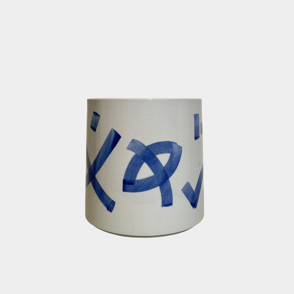 Something Blue Large Vase (2 In Stock), Accessories - Modern Resale