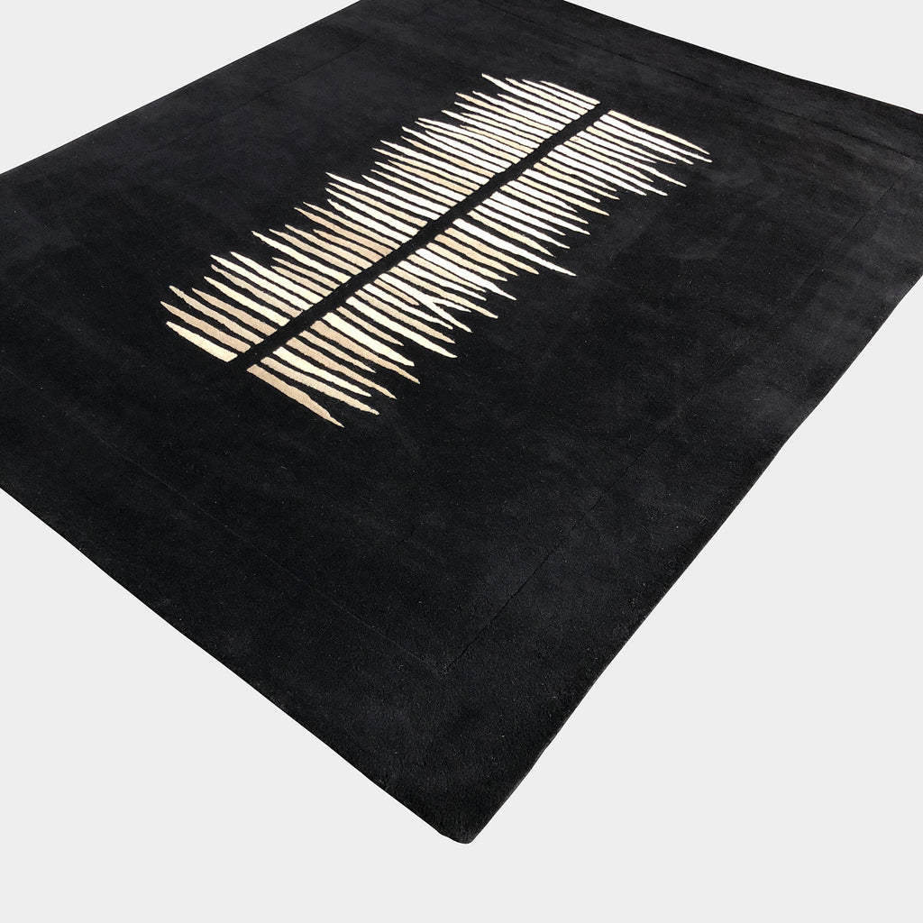 Toulemonde Bochart 'Back Bone' Rug by Hilton McConnico