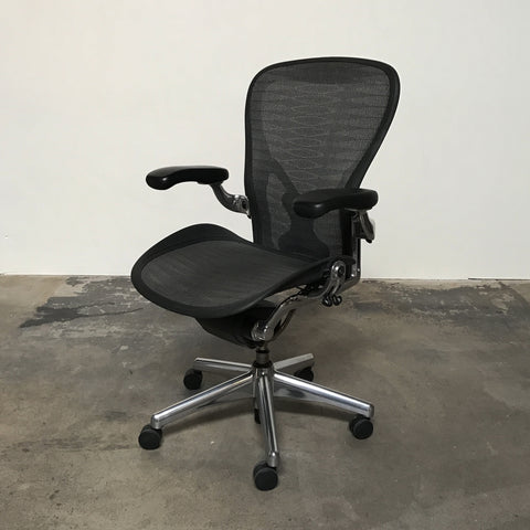 Aeron Executive Chair Fully Loaded
