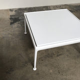 Knoll Richard Schultz 1966 Porcelain Coffee Table | LA Consignment