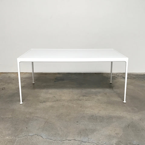 1966 Collection Porcelain Rectangle Dining Table