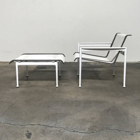 Knoll 1966 Lounge Chair & Ottoman by Richard Schultz | LA Consignment