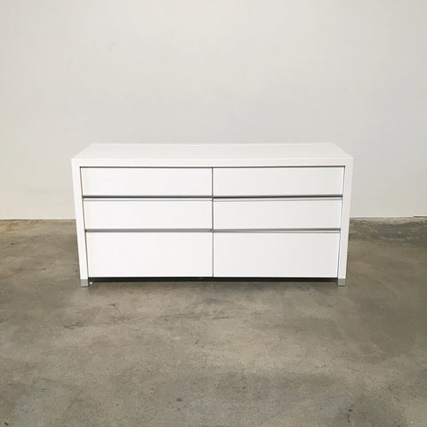Lumeo  6-Drawer Dresser
