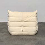 Ligne Roset Cream Ultrasuede Togo Chair | Los Angeles | Consignment