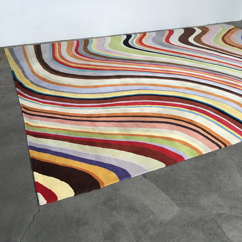 Paul Smith Swirl Rug | Los Angeles | Luxury Consignment