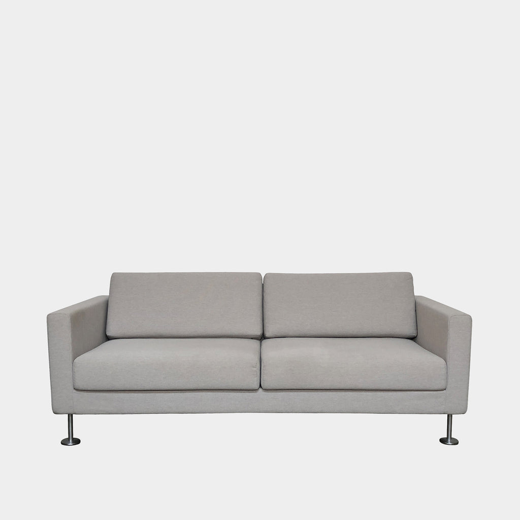 Vitra Light Fabric Suita Sofa by Antonio Citterio | LA | Consignment