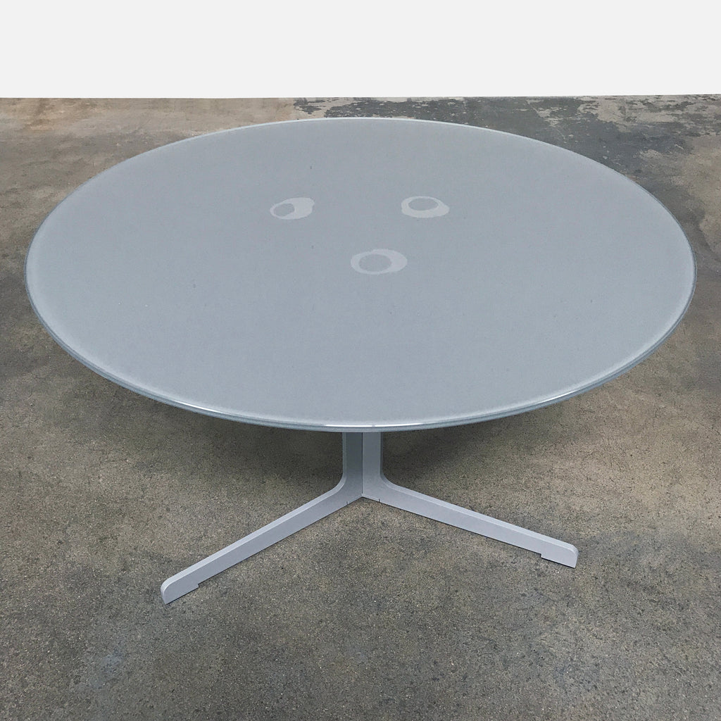 Grillo Glass Coffee Table - Modern Resale