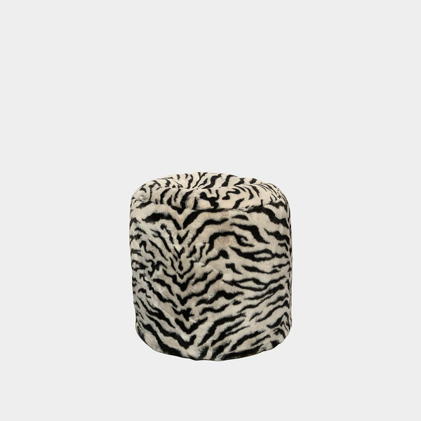 Zebra Stool (2 in stock)