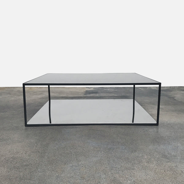 Zeus Double Skin Coffee Table by Maurizio Peregalli
