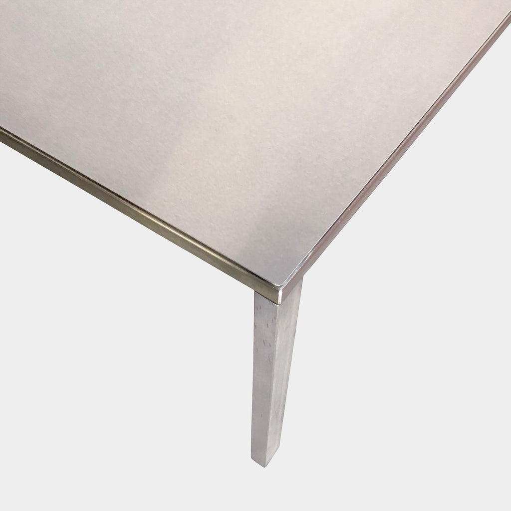 Inox Basso Coffee Table, Coffee Table - Modern Resale