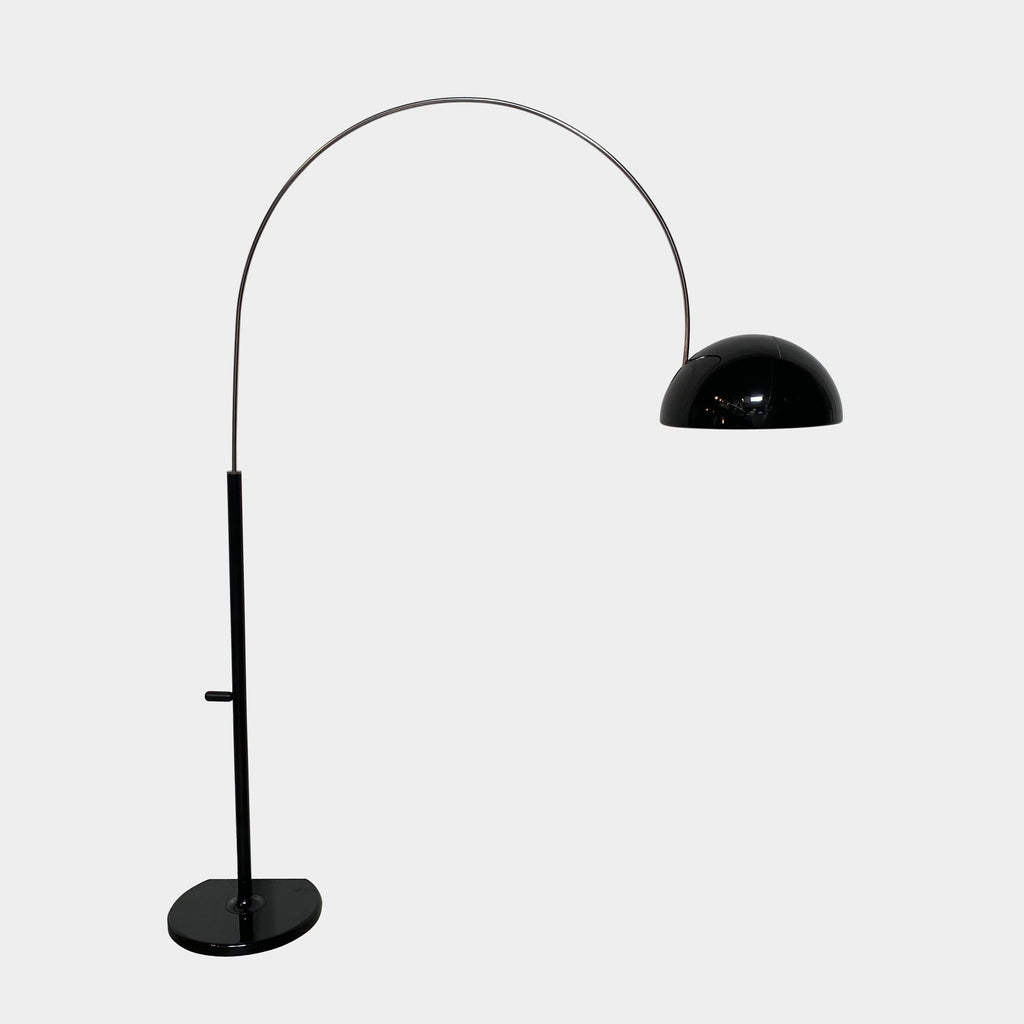 Coupe Arc Floor Lamp, Floor Lamp - Modern Resale