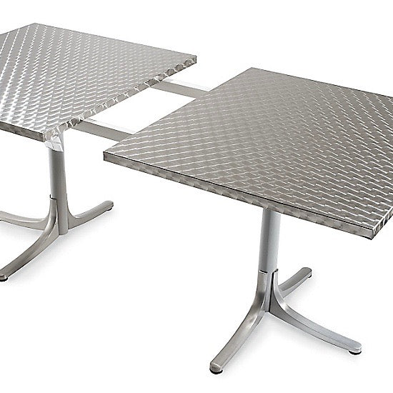 Inox Extendable Outdoor Dining Table