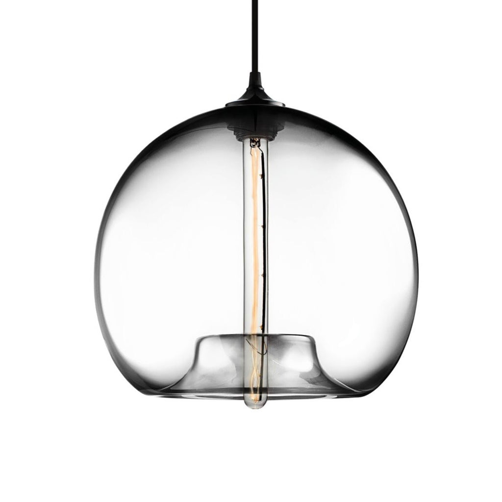 Niche 'Stamen' Pendant Light by Jeremy Pyles - hand-blown glass pendant light - los angeles
