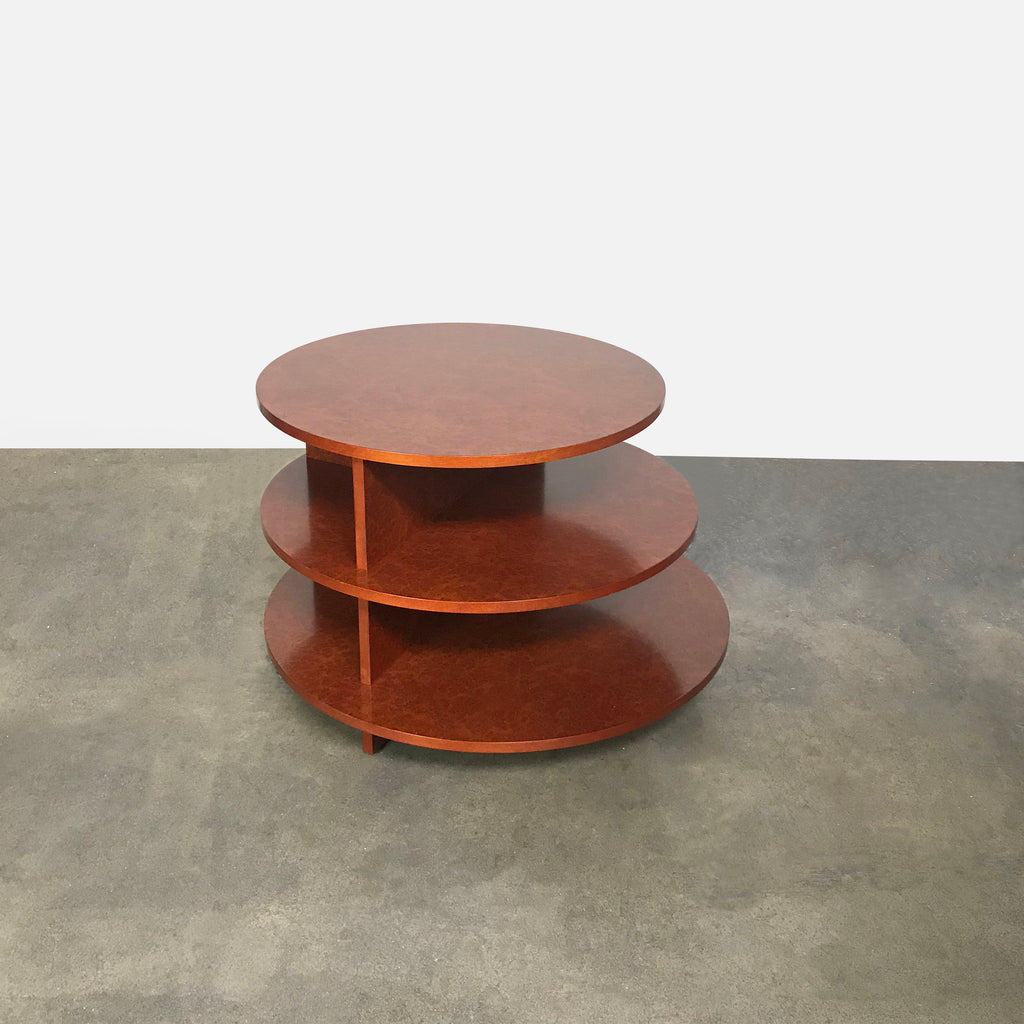 Novocum Occasional Table with Shelves, Coffee Table - Modern Resale