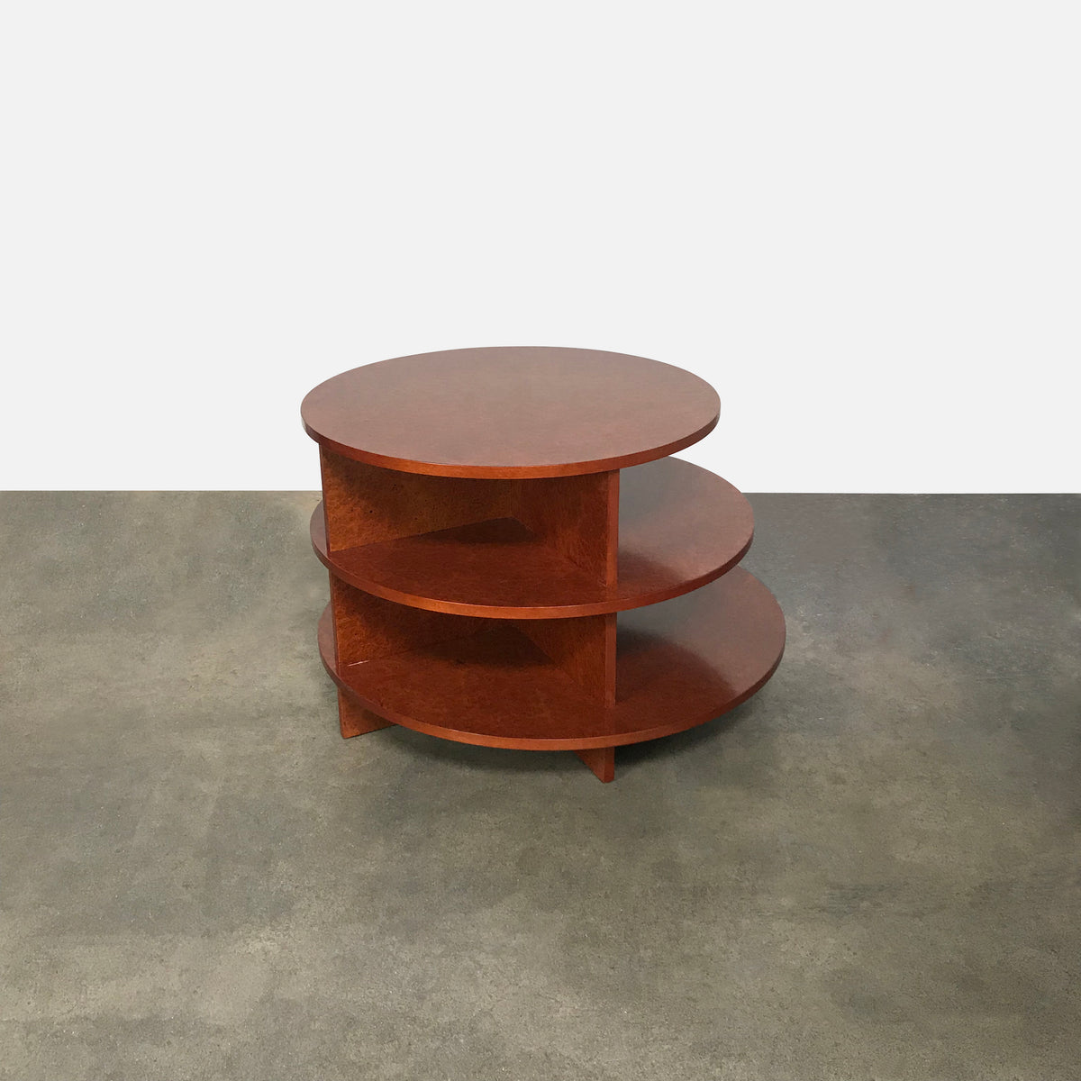 BD Barcelona Novocum Occasional Table with Shelves | LA | Consignment