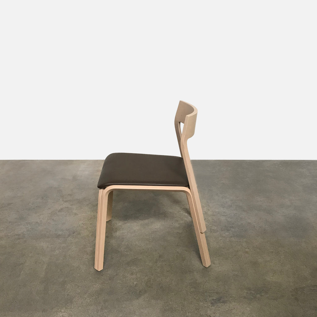 Montina Tabac Dining Chair by Konstantin Grcic