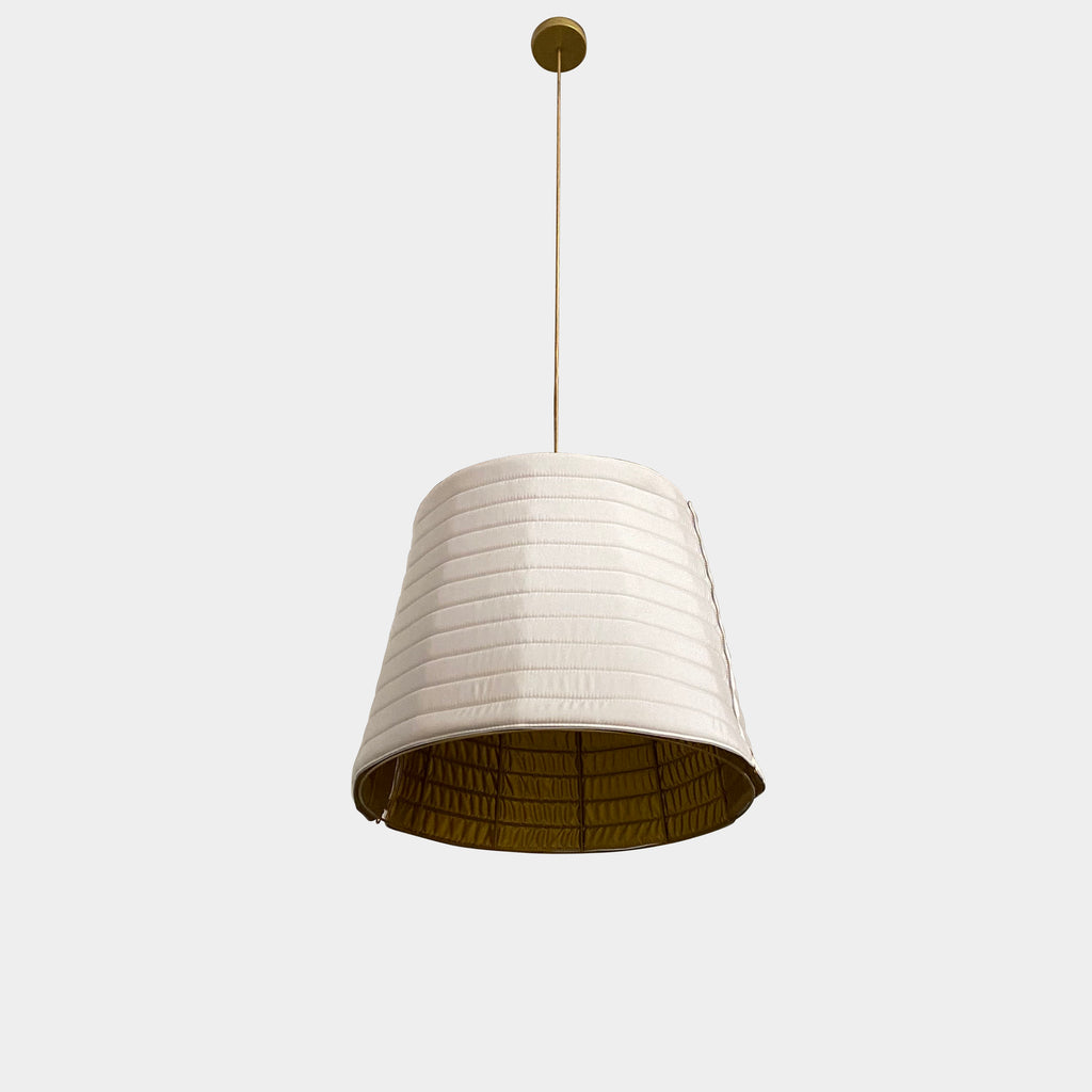 Quilted Pendant Light, Ceiling Light - Modern Resale