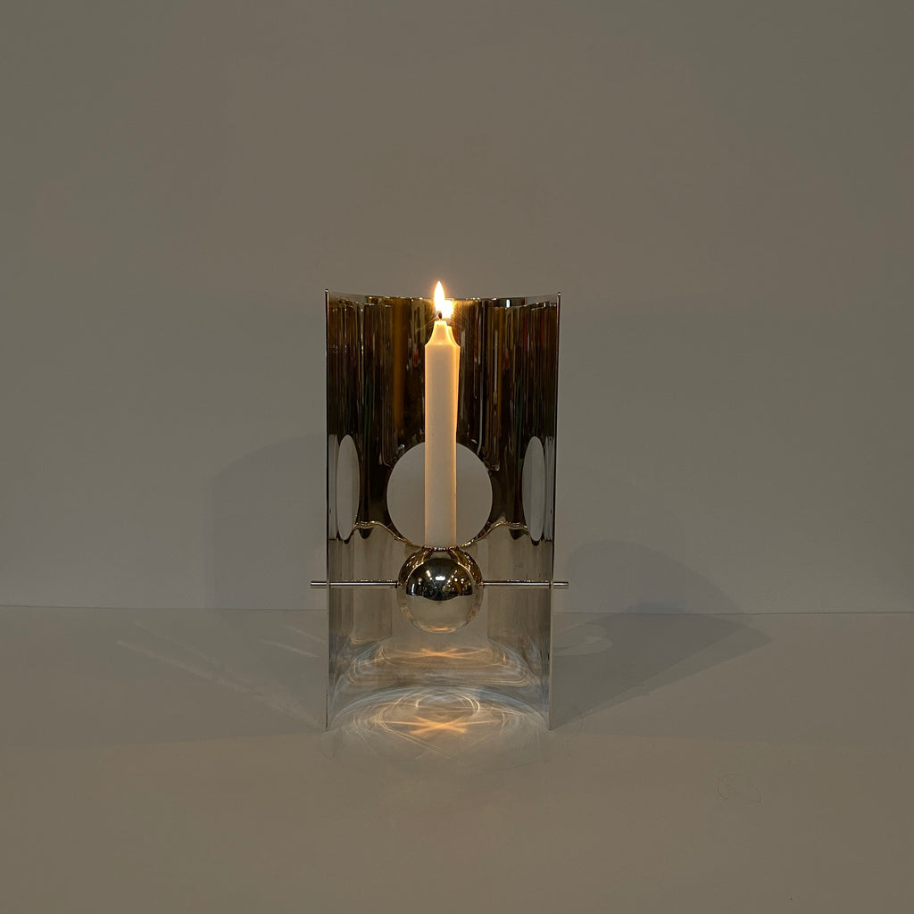 Lino Sabattini Candleholder, Accessories - Modern Resale
