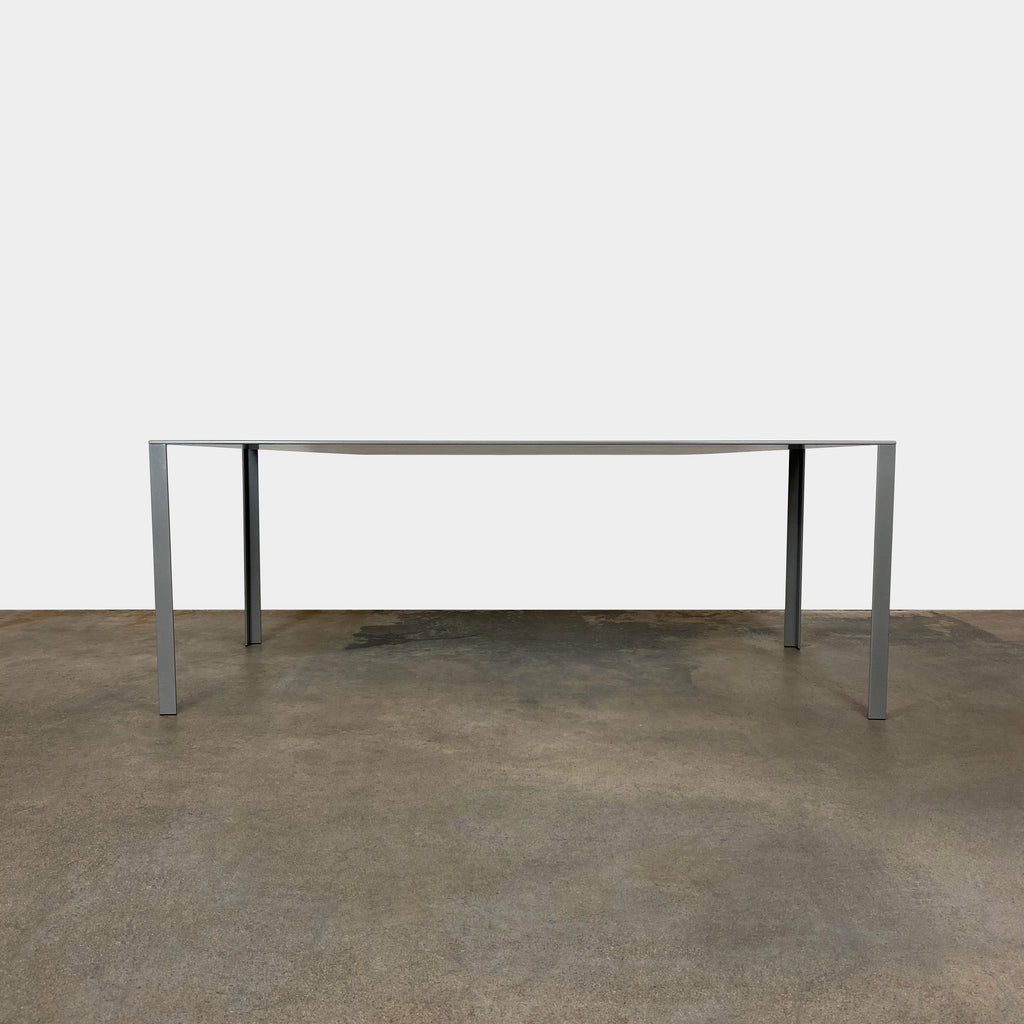 LessLess Rectangle Table, Table - Modern Resale