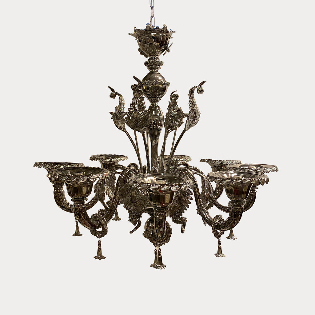 Veneziano Chandelier, Ceiling Light - Modern Resale