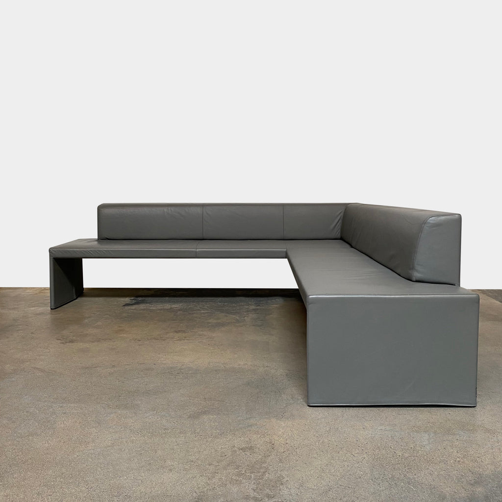 Together Corner Bench, Bench - Modern Resale