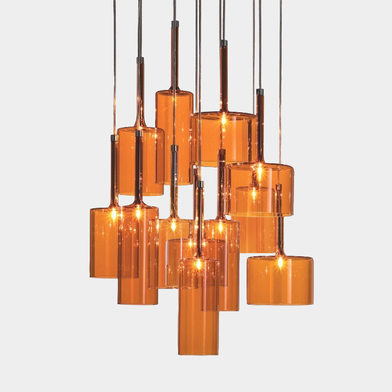 Spillray 12 Suspension Light, Ceiling Light - Modern Resale